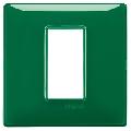 Rama ornament 1 modul Reflex emerald