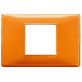 Rama ornament 2 module centrale Reflex orange