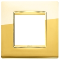 Rama ornament 2 module Polished Gold Eikon Chrome