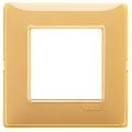 Rama ornament 2 module Reflex amber
