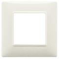 Rama ornament 2 module Tehnopolimer granite alb