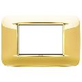 Rama ornament 3 module Polished Gold Eikon Chrome