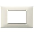 Rama ornament 3 module Tehnopolimer granite alb