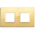 Rama ornament 4(2+2) module Polished Gold Eikon Evo
