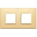 Rama ornament 4(2+2) module Satin Gold Eikon Evo