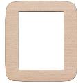 Rama ornament 8  module Wood Maple Vimar Arke