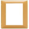 Rama ornament 8 module Reflex amber