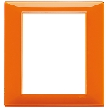 Rama ornament 8 module Reflex orange