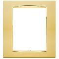 Rama ornament 8 module Satin Gold Eikon Chrome