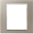 Rama ornament 8(4+4) module Crystal Opal Brown Eikon Evo
