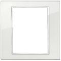 Rama ornament 8(4+4) module Crystal White Diamond Eikon Evo