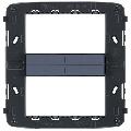 Rama suport 8(4+4) module VIMAR EIKON