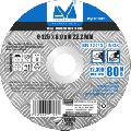DISC ABRAZIV EVOSELECT A24 EXTRA / 125X6MM