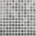 Mozaic gri Niebla Gris Oscuro 25x25 mm