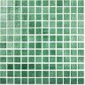Mozaic Niebla Verde 25x25 mm