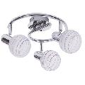 Plafoniera Aurel Lilac E14 3x Max 40W