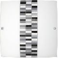 Plafoniera Domino E27 2x MAX 60W