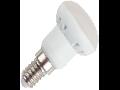 Bec cu LED-uri - 3W E14 R39 alb cald, VT-1861