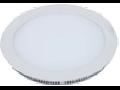 Spot LED rotund alb cald- 8W W/O driver, VT-800 RD
