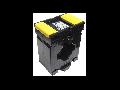 Transformator curent TCB26-30 100/5A class 0.5, 1.5VA