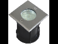 SPOT PARDOSEALA  LED 12X0.1W, IP67, ALB TG-3202.02