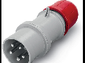 FISA 32A, 3P+N+E, 6H, IP44, 346-415 V - SCAME