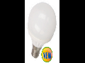 Bec cu LED-uri - 6W E14 P45 alb cald, VT-1880