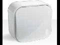 Intrerupator cap-scara 10 AX-250VA, alb