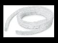 Canal spirala pentru cabluri tablou electric - 12mm Scame