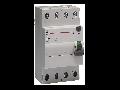 Intrerupator tetrapolar diferential RCCB/BP 4P/AC 40A/0,03MA