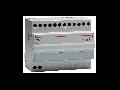 transformator de siguranta, 63VA 230V-12/24V, 6 module