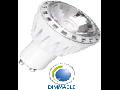 LED Spotlight-  5W GU10 aluminiu Alb  cald Estompat VT-1888D
