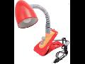 Lampa de birou, E27/ 1 x max.40W, rosu, MT.DL - 404A