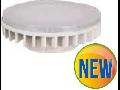 Bec cu LED-uri - 7W GX53 SMD5630  alb cald, VT-1868