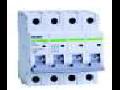 Siguranta automata tetrapolara 15 kA 125A C Noark