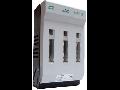 Separator tripolar orizontal, 3P/ NH 2,  maxim 400A