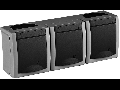 Priza schuko&priza schuko&priza schuko IP54 Pacific Panasonic gri