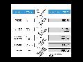 Element de lgatura-Profil U 25x25mm