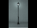 Stalpi de iluminat BUDAPEST Massive-Outdoor