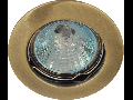 Spot halogen bronz fix 6023 Klausen
