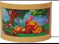 Aplica Magic Pooh 02207 Klausen