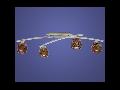 CORP ILUMINAT STRIKE 4 X 40 W EGLO