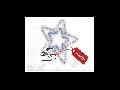 STEA DUBLA CU LED ALB RECE + ALBASTRU IP44