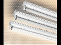 LAMPA ST YELLOW 2 X 58 W, G13, BALAST ELECTRONIC DIMABIL, IP 20 - ALMA