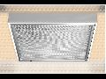 LAMPA ST PURPLE 2 X 18 W, G13, SISTEM OPTIC LT5, BALAST ELECTRONIC, IP 55 - ALMA