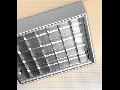 LAMPA ST AMARANTH 2 X 58 W, G13, SISTEM OPTIC LT6VTDK, BALAST ELECTRONIC, IP 65 - ALMA