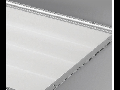 LAMPA ST AMARANTH 2 X 18 W, G13, SISTEM OPTIC LT6VSR, BALAST ELECTRONIC, IP 65 - ALMA