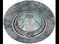 SPOT TAVAN FALS HL 624A mobil/marble Klausen