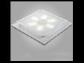 Lampa incastrata Aries Star 6 module