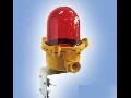 Lampa balizaj LBEx 02  IP54 100W II 2G Exde IIC T2 fixare pe stalp